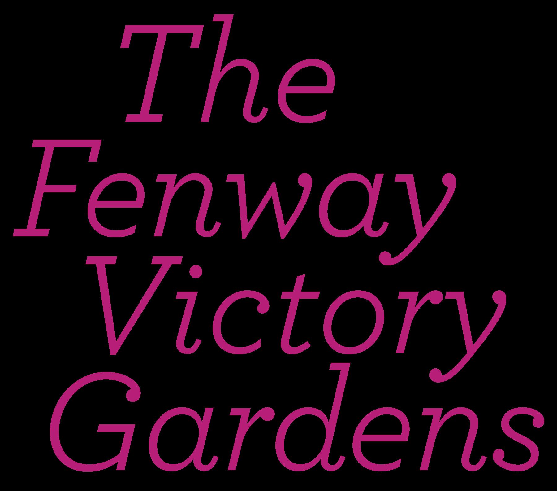 Membership – Fenway Victory Gardens